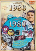 Events of 1980 DVD W/Greeting Card
