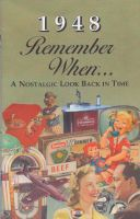 1948 Remember When Booklet
