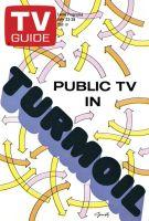 TV Guide, July 23, 1977 - Public Tv In Turmoil