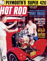 Car Magazine, January 1, 1963 - Hot Rod