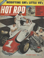 Car Magazine, June 1, 1961 - Hot Rod