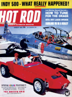 Car Magazine, August 1, 1963 - Hot Rod