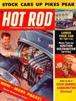 Car Magazines, September 1, 1957 - Hot Rod