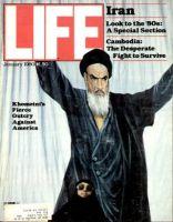 Life Magazine, January 1, 1980 - Ayatullah Khomeini