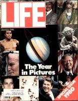 Life Magazine, January 1, 1981 - Year In Pictures