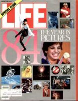 Life Magazine, January 1, 1985 - Year In Pictures