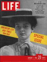 Life Magazine, January 2, 1950 - Midcentury issue