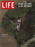 Life Magazine, January 8, 1965 - California floods