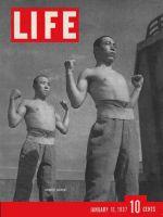 Life Magazine, January 11, 1937 - Japanese Soldiers