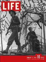 Life Magazine, January 12, 1942 - Coastal defense