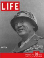 Life Magazine, January 15, 1945 - General Patton