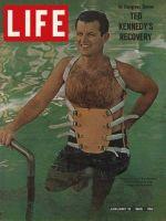 Life Magazine, January 15, 1965 - Senator Ted Kennedy