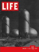 Life Magazine, January 17, 1938 - Oil business