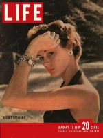 Life Magazine, January 17, 1949 - Resort play clothes