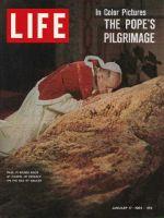 Life Magazine, January 17, 1964 - Pope to Holy Land