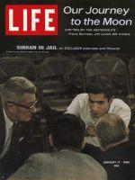 Life Magazine, January 17, 1969 - Sirhan Sirhan