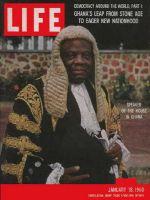 Life Magazine, January 18, 1960 - Ghana