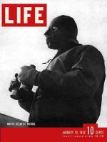 Life Magazine, January 19, 1942 - North Atlantic patrol