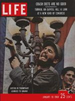 Life Magazine, January 19, 1959 - Castro triumphs