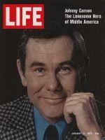 Life Magazine, January 23, 1970 - Johnny Carson