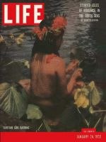 Life Magazine, January 24, 1955 - South Seas paradise