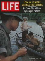 Life Magazine, January 25, 1963 - Mekong Delta