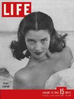 Life Magazine, January 26, 1948 - Resort Fashions