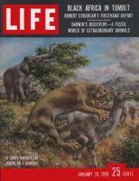 Life Magazine, January 26, 1959 - Evolution drama