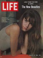 Life Magazine, January 28, 1966 - Actress Catherine Spaak
