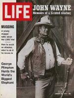 Life Magazine, January 28, 1972 - John Wayne