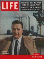 Life Magazine, January 30, 1956 - Henry Ford II