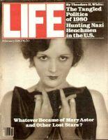 Life Magazine, February 1, 1980 - Mary Astor