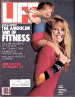 Life Magazine, February 1, 1987 - Christie Brinkley and Daughter
