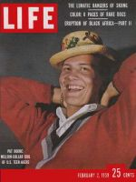 Life Magazine, February 2, 1959 - Pat Boone
