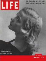 Life Magazine, February 4, 1952 - Barbara Ann Scott