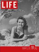 Life Magazine, February 5, 1945 - Florida fashions