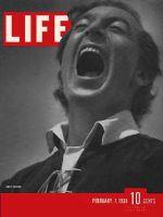 Life Magazine, February 7, 1938 - Gary Cooper