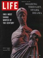 Life Magazine, February 8, 1963 - Greek writers