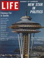 Life Magazine, February 9, 1962 - World's Fair preview