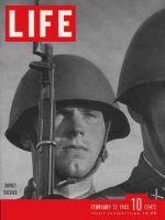 Life Magazine, February 12, 1945 - Soviet soldier