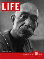 Life Magazine, February 15, 1937 - Japanese General