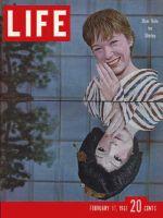 Life Magazine, February 17, 1961 - Shirley MacLaine