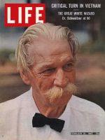 Life Magazine, February 19, 1965 - Albert Schweitzer