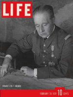Life Magazine, February 20, 1939 - France's top general