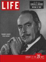 Life Magazine, February 21, 1949 - Dean Acheson