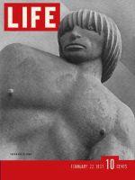 Life Magazine, February 22, 1937 - St. Louis's Triton