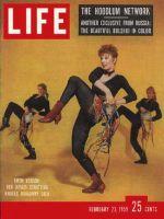 Life Magazine, February 23, 1959 - Gwen Verdon