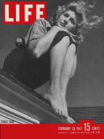 Life Magazine, February 24, 1947 - Coed clothes