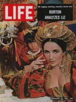Life Magazine, February 24, 1967 - Elizabeth Taylor