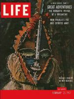 Life Magazine, February 25, 1957 - South Seas voyage